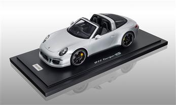 911 (991) Targa 4S Exclusive Mayfair Edition, 1:18