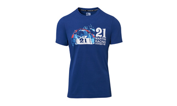 Collector's T-Shirt No. 10 – Limited Edition – MARTINI RACING
